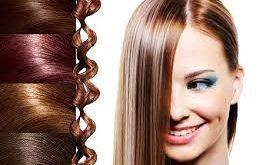 رنگ مو موقت
