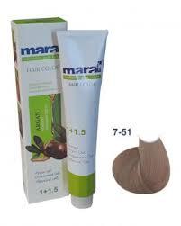 رنگ مو مارال Maral