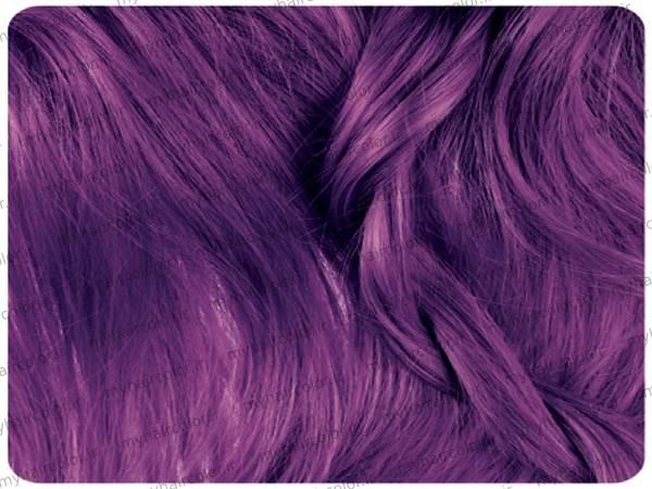 رنگ مو بادمجانی پرستیژ