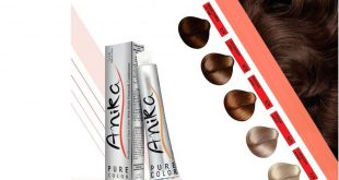 فروش عمده رنگ مو آنیکا