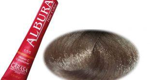 رنگ مو صدفی آلبورا