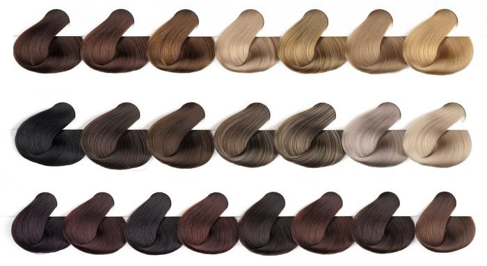 قیمت جدید رنگ مو لورینت