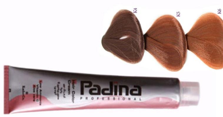 شرکت پخش رنگ مو پادینا
